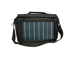 Power a Laptop with this Solar Powered Bag