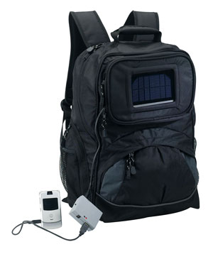 G-Tech Solar Backpack