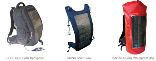 Clear Blue Hawaii Solarpac Series