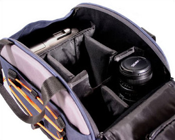 Eclipse Solar Gear Ion Camera Video Bag
