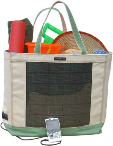 Reware Juice Bag Solar Beach Tote