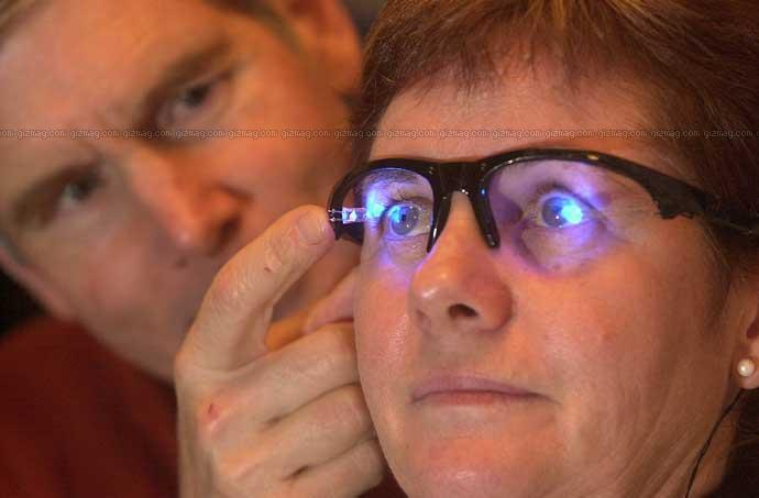 LED Light Glasses to Reset your Body's Clock