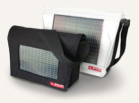 Sakku Now Selling Solar Messenger Bags in the US