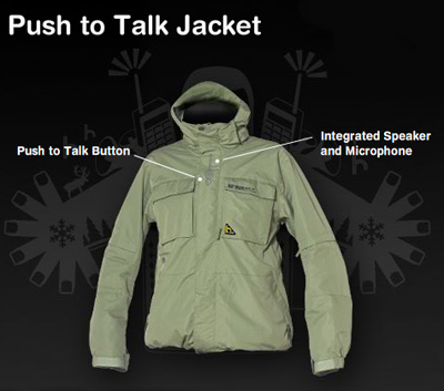 O'Neill Walkie-Talkie Jacket