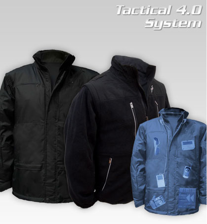 ScotteVest Tactical 4.0 System