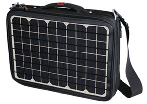Voltaic Generator Laptop Solar Bag
