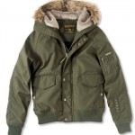 Woolrich I-Military iPod Parka