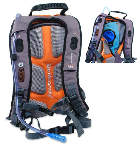 skullcandy H2O Link Hydration pack