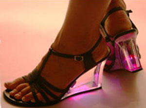 Alina LED Chromasic Shoe