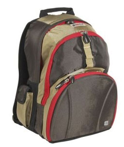 G-Tech Soundwave backpack with NXT speakers