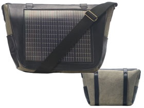 Noon Solar Sawyer Bag