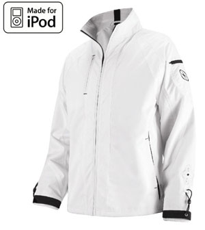 Xara iPlay iPod Warmup Jacket