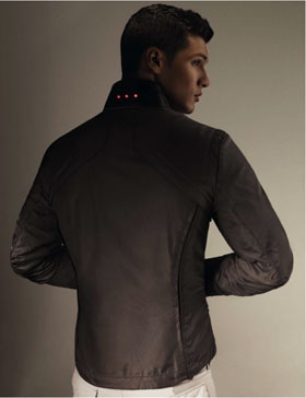 Zegna Freeway LED Jacket
