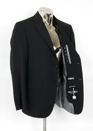 Celio Club Suit with iPod Controls