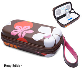 Sonic Impact iPod Speaker Case - Roxy