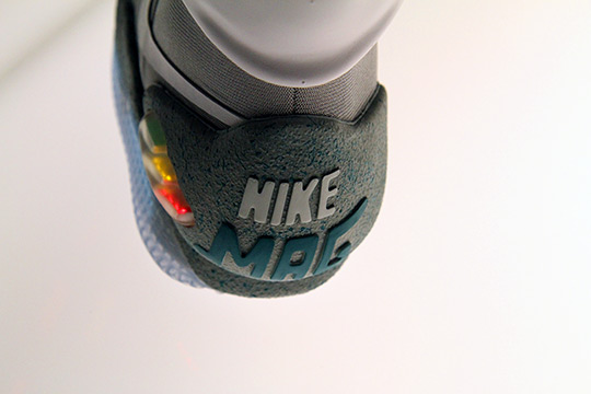 Back to the Future Self-Lacing Shoes Patented by Nike (Now Where is My
