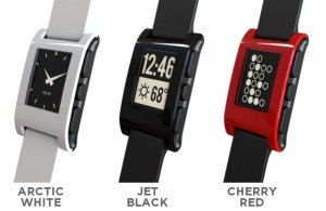 peblle vs. iwatch