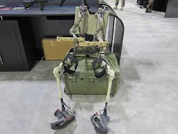 The Human Universal Load Carrier (HULC)