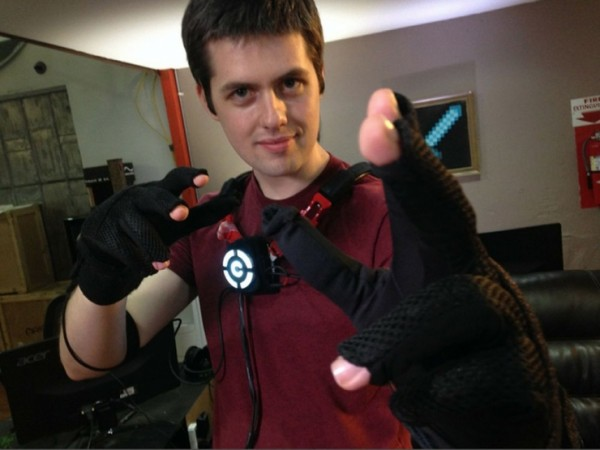 controlvrgloves