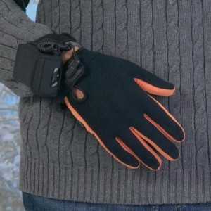 Battery Powered Heated Glove Liners 1