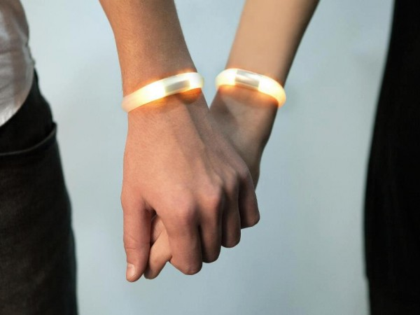 Embrace + Bluetooth Bracelet